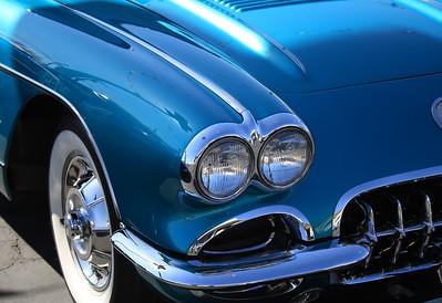 Nevada - Corvette Reflections...